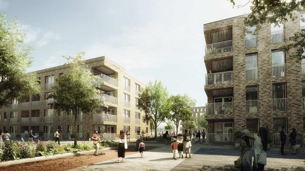 Architektur Rendering: Projekte und Ideen fotorealistisch in Szene setzen.