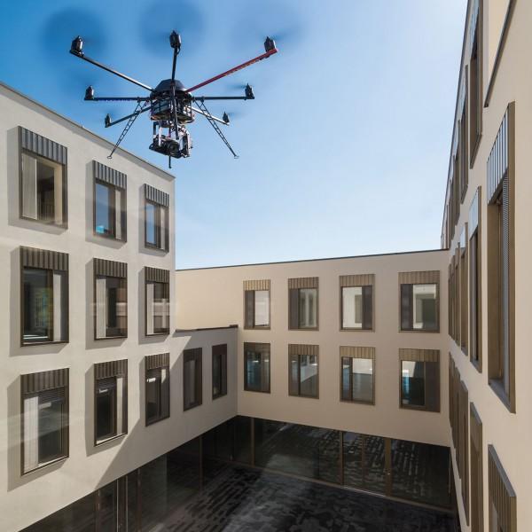 Luftaufnahmen mit Drohne: Video und Foto