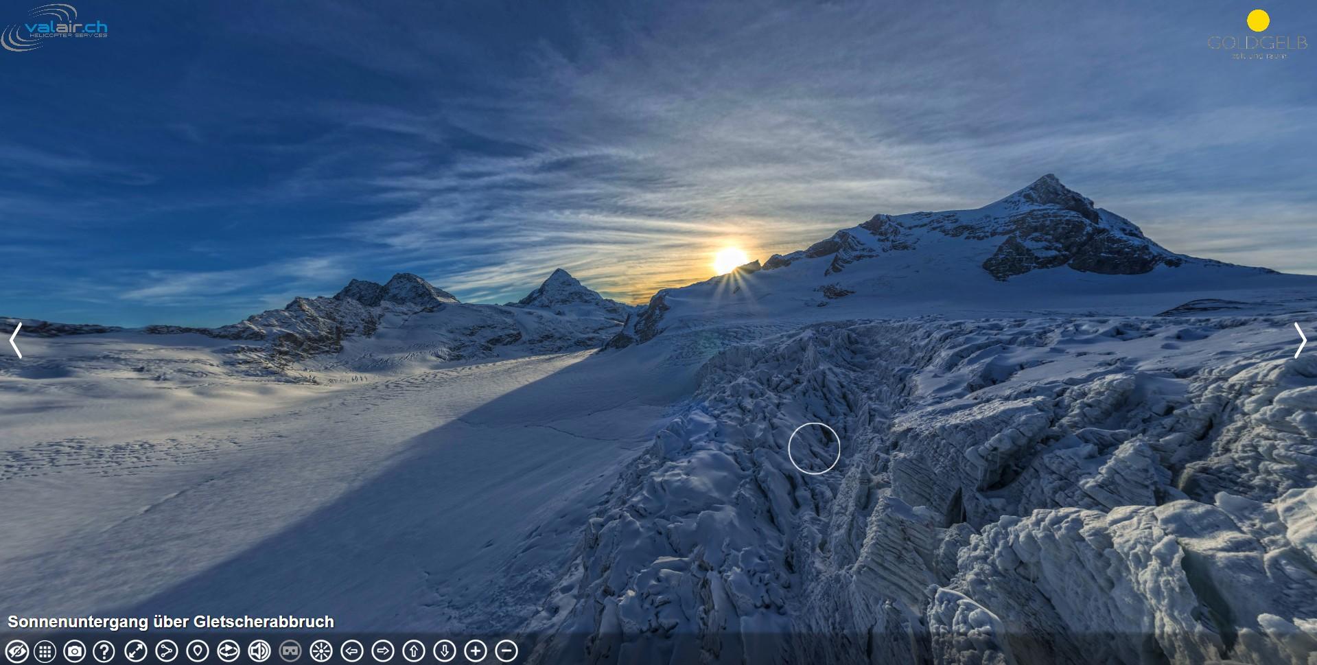 360 Grad Fotografie / Virtual Reality: Gewerbe Fotografie: Valair