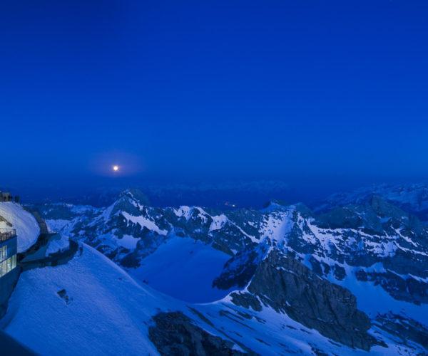 Landschaftsfotografie Berggipfel