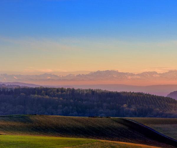 Landschaftsfotografie farbenpracht