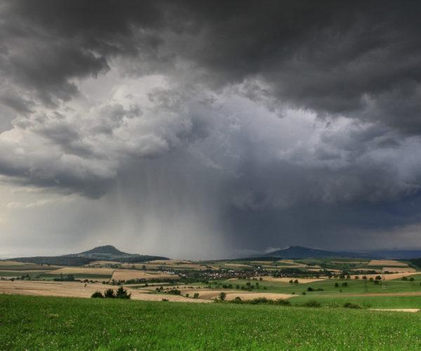 Landschaftsfotografie Wolken