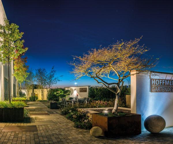 Landschaftsfotografie Garten