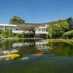 Architekturfotografie Teich