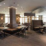 Architekturfotografie Hotel Lounge