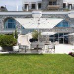 Architekturfotografie Garten
