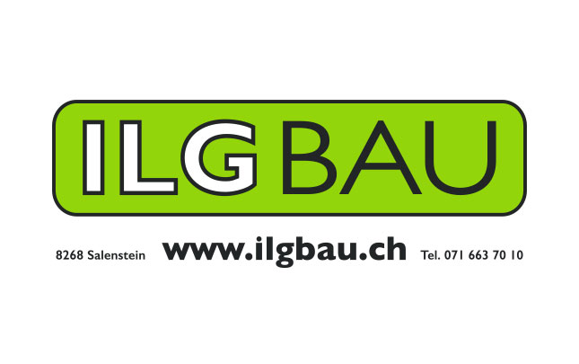 Grafikdesign: neues Logo Ilg Bau AG