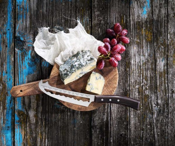 Produktfotografie Packshot: Messer Käseplatte