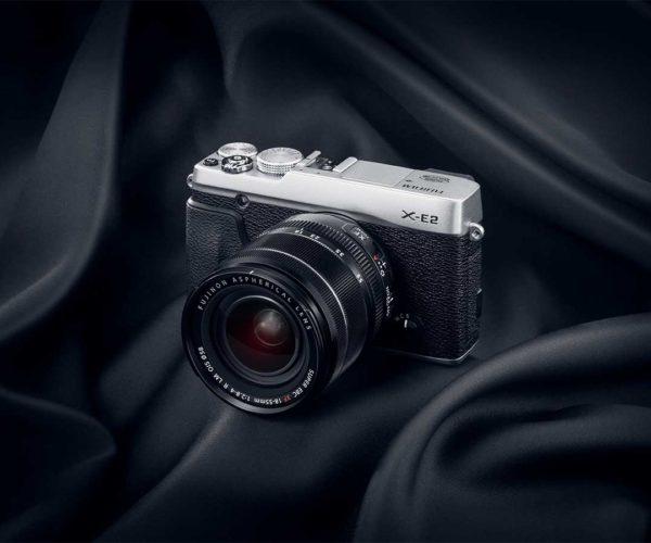 Produktfotografie Packshot: X-E2