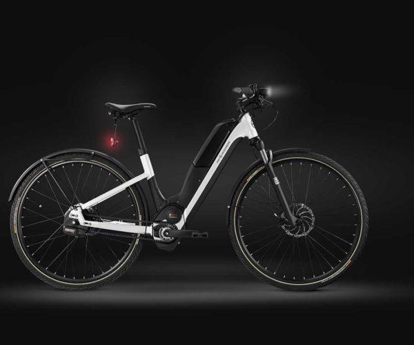 Produktfotografie Packshot: Bike Vorlage