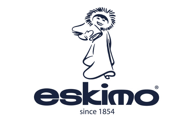 Grafikdesign: neues Logo eskimo