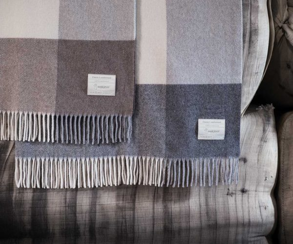 Produktfotografie Packshot: Eskimo Decken Manufaktur