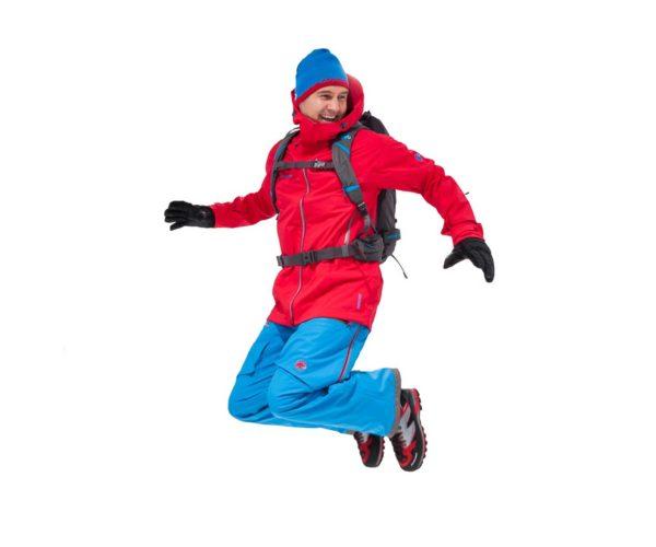 Produktfotografie Packshot: Outdoor Bekleidung für Männer