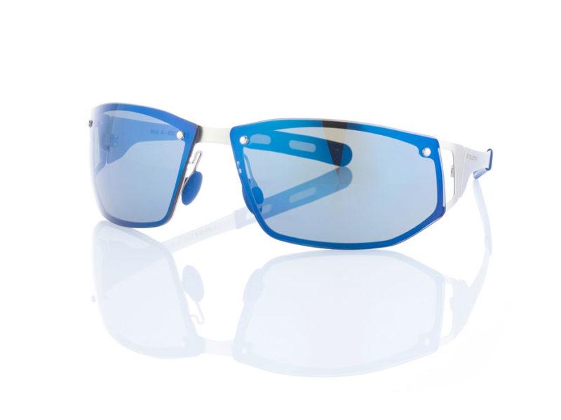 360Grad Produktfotografie Packshot: brille blau