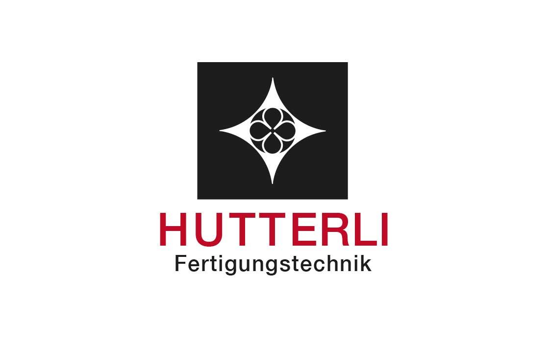 Grafik- und Webdesign: Hutterli Logo