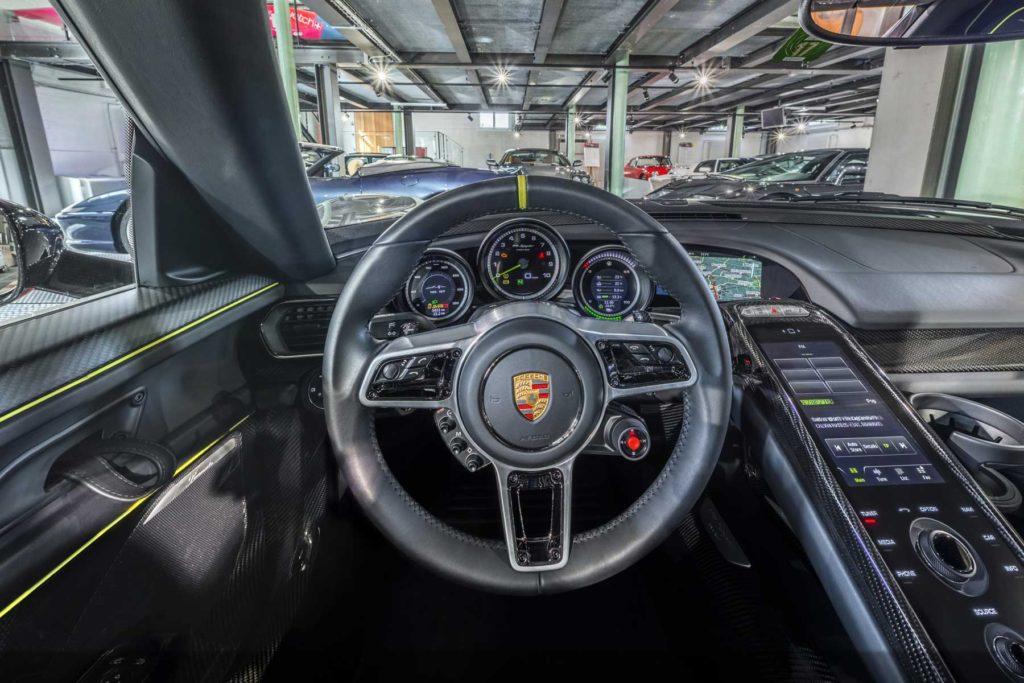 360 Grad Vitual Reality: Porsche