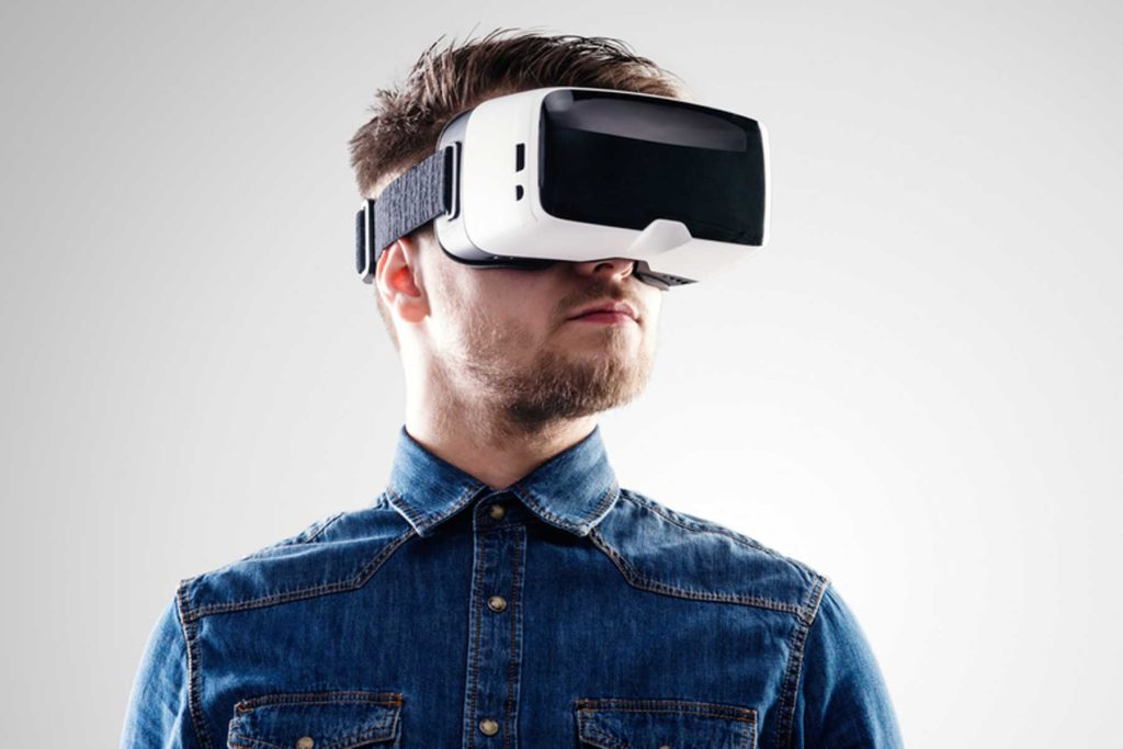 Vitual Reality: 3D Brille