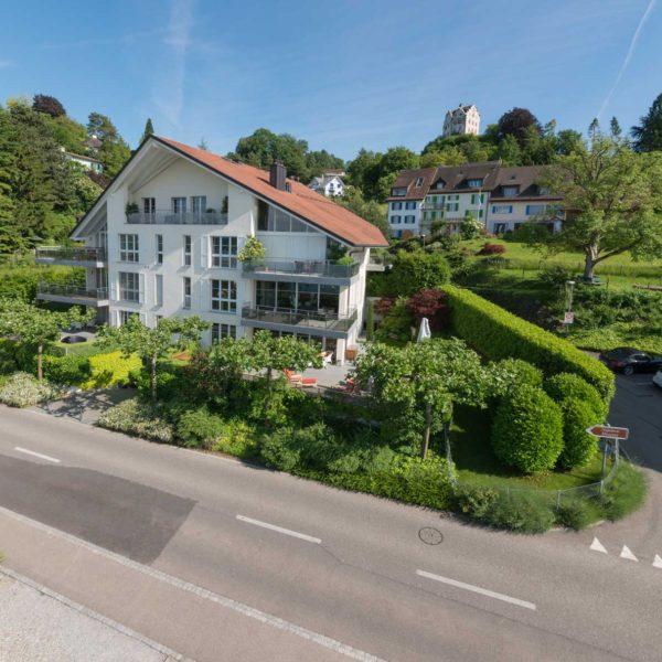 Luftaufnahmen Haus in Arenenberg1