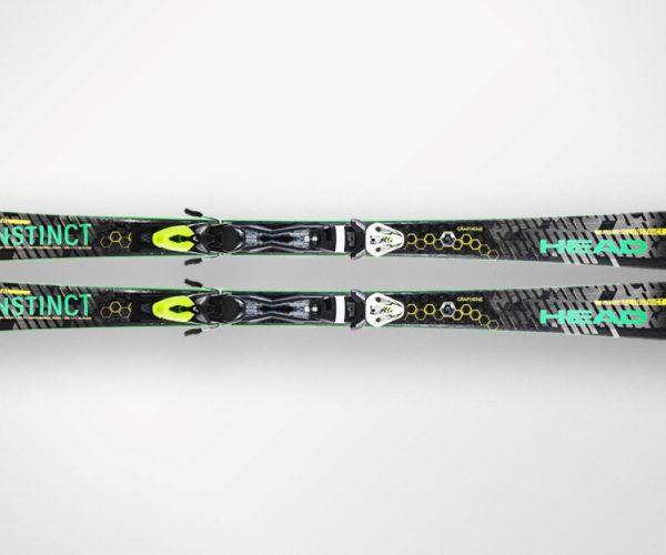 goldgelb GmbH - packshot ski