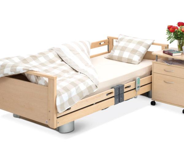 goldgelb GmbH - packshot Pflegebett