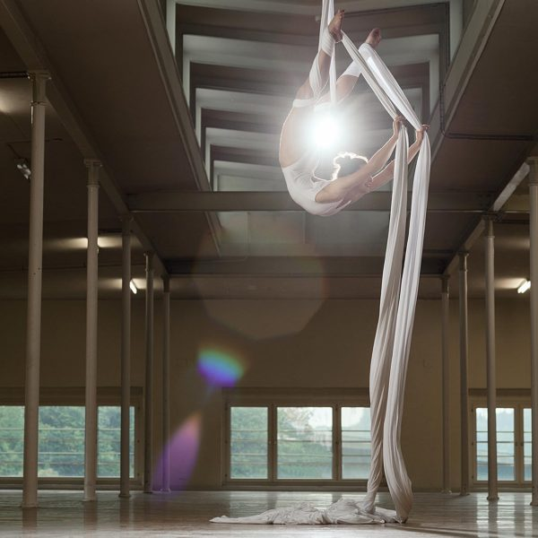 Professionelle Sportfotografie: Akrobatik - Sportfotograf Andrea Scavini (Werbeagentur goldgelb)