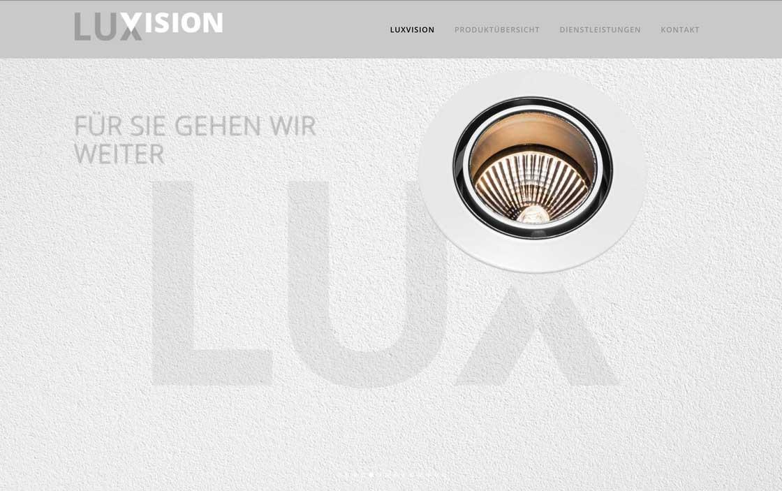 Webdesign Referenzen - Agentur für visuelle Kommunikation