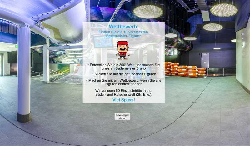 Virtueller Rundgang Säntispark