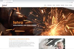 Webdesign und Fotografie Fehro