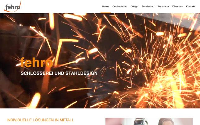 Web und Design Fehro