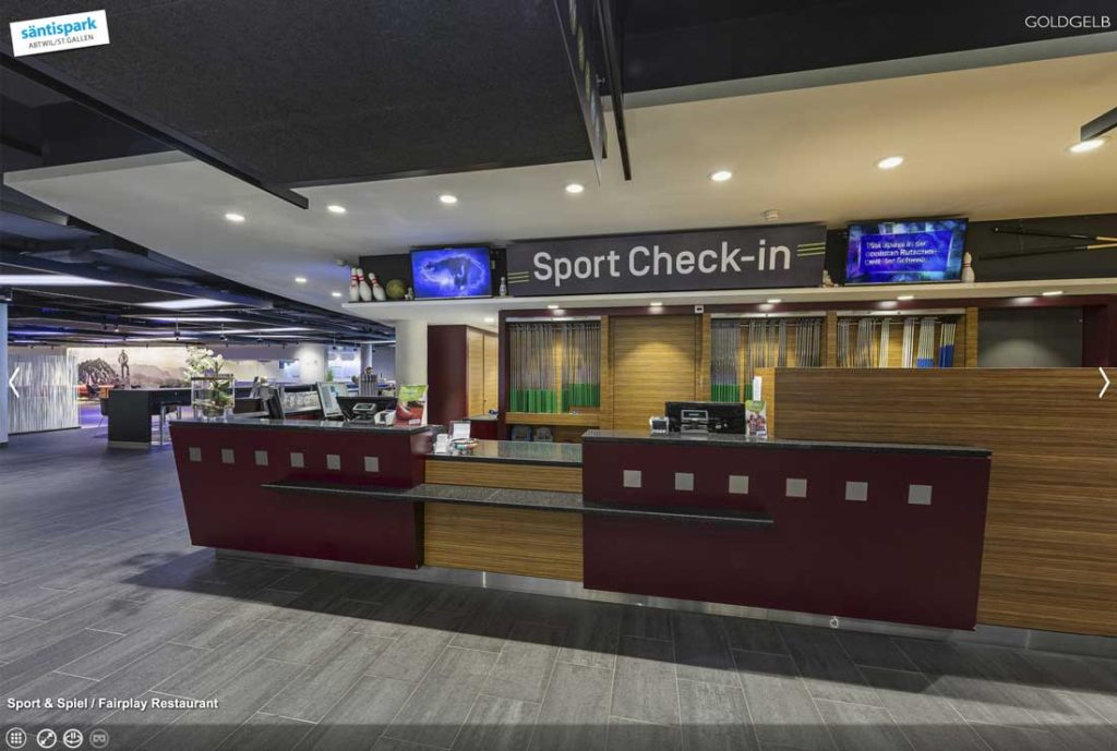 sport-check in saentispark abtwil