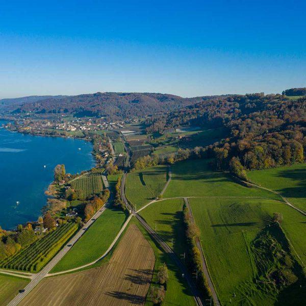 Professionelle Luftbildnahmen Thurgau
