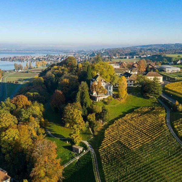 Professionelle Luftbildaufnahmen Schweiz