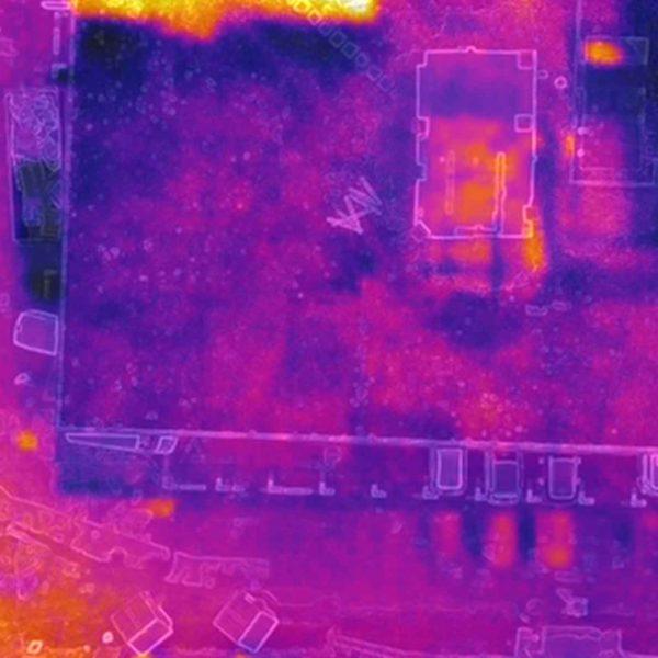 Mit Wärmebildern Energielücken entdecken